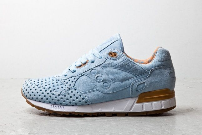 Playcloths X Saucony Shadow 500 Cotton Candy Pack Baby Blue 1