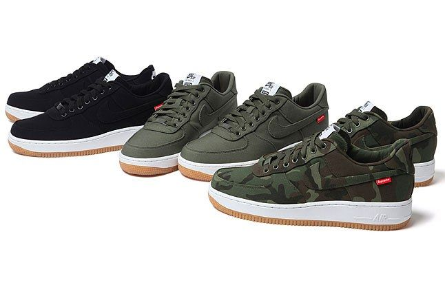 Supreme Nike 2