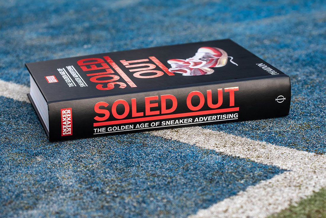 SOLED OUT Sneaker Freaker Book Trade Edition Spine