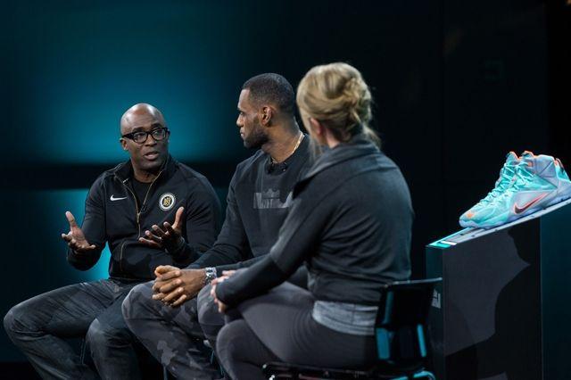 Nike Lebron 12 Official Unveil Graphics 7
