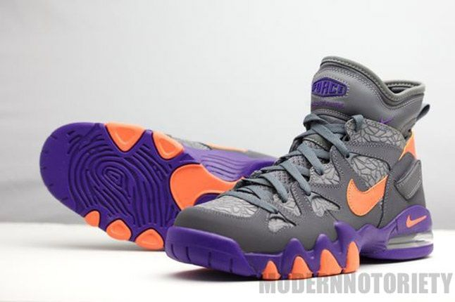 Nike Air Strong 2 Phoenix Side View 1