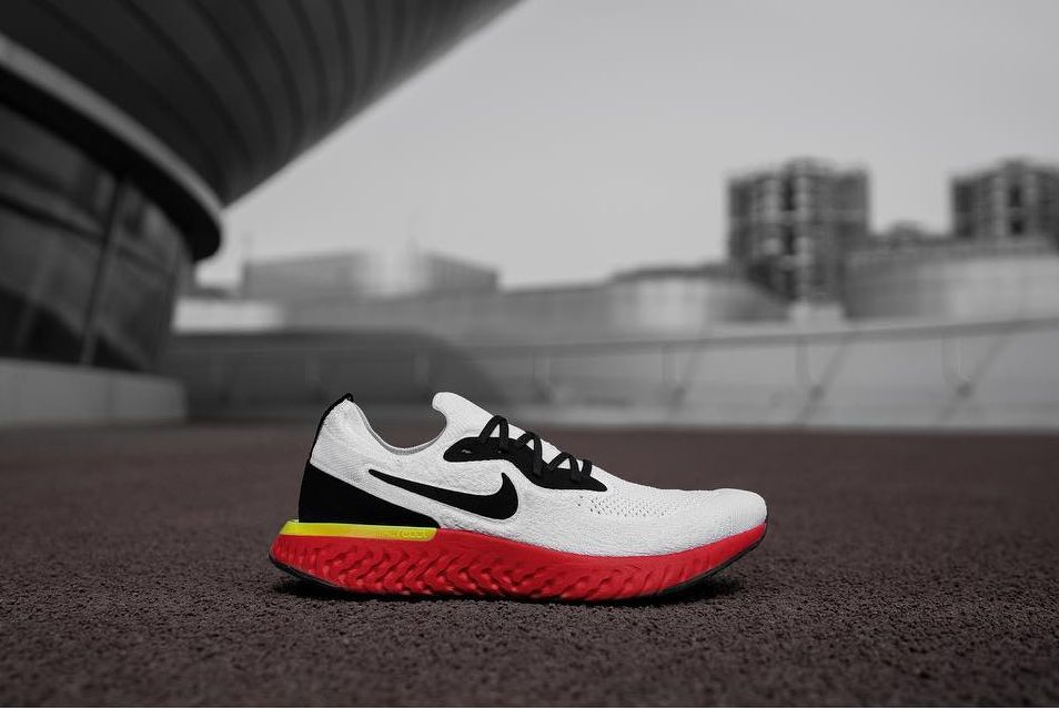 Red React Nike Sneaker Freaker