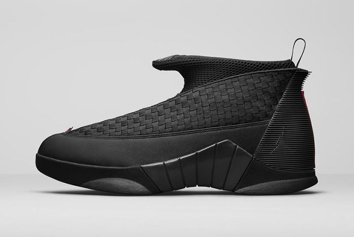 Air Jordan 15 Stealth