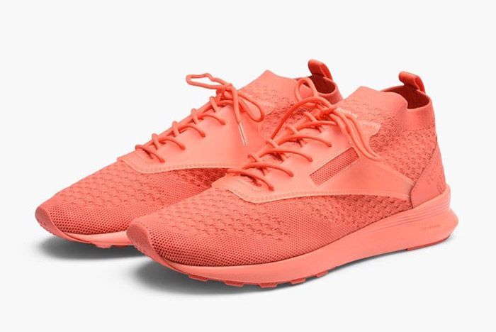 Reebok Zoku Runner Ultraknit Pink Orange