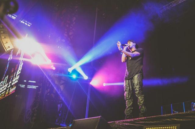 Eminem The Rapture J Cole Melbourne 18