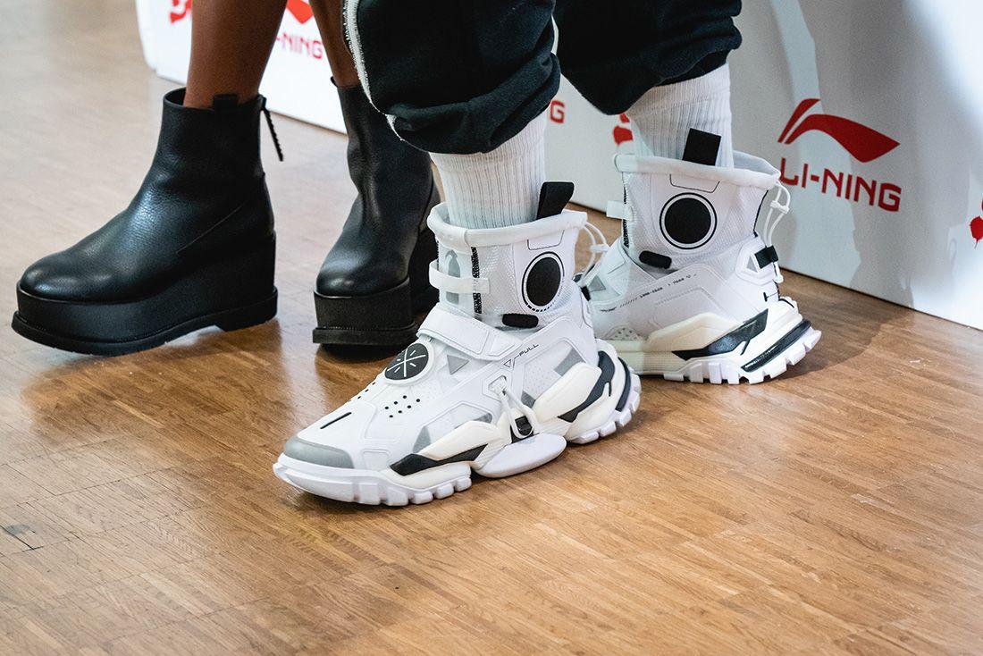 Sneaker Freaker Paris Fashion Week On Foot Shot15