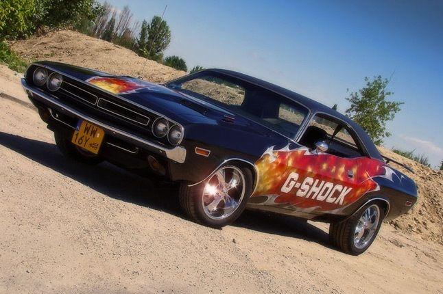 Dodge G Shock 10 1