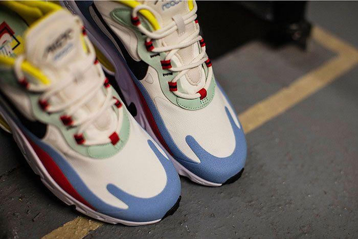 Nike Air Max 270 React Wmns At6174 002 6 Toes