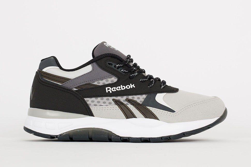 Reebok X Woodwood Supreme Ventilator Black Grey