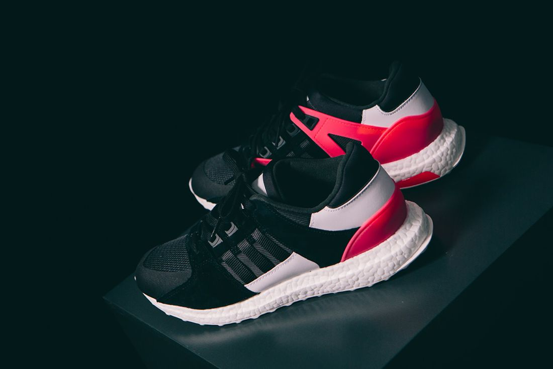 Adidas Eqt Turbo Red Collection13