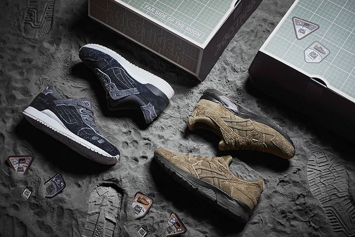 Size X Asics Gel Lyte Far Side Of The Moon Pack 4