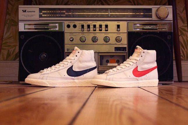 Nike Vintage Blazer Leather Pack 1
