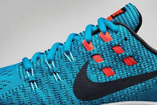 Nike Zoom Air Structure 19 Blue Lagoon Crimson 5