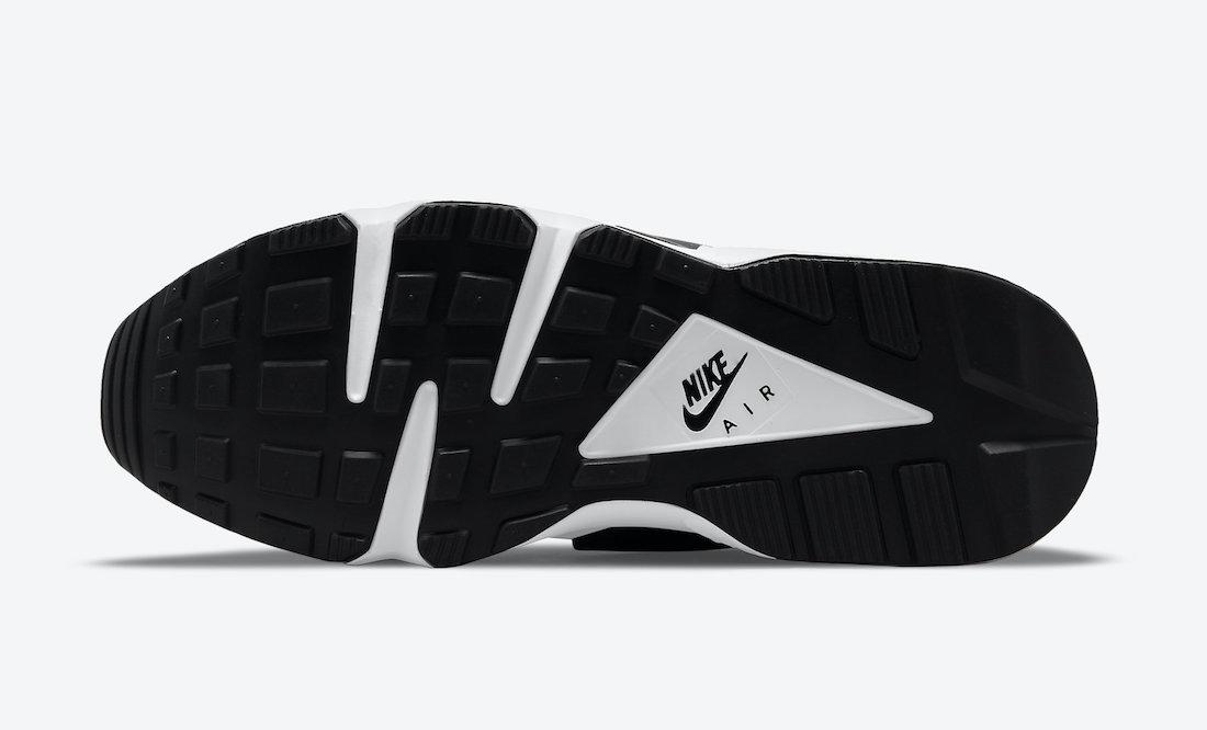 Nike Air Huarache Black White DD1068-001