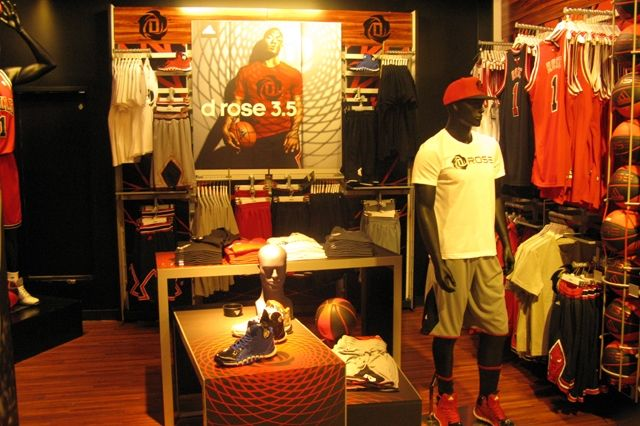 Adidas New York City D Rose