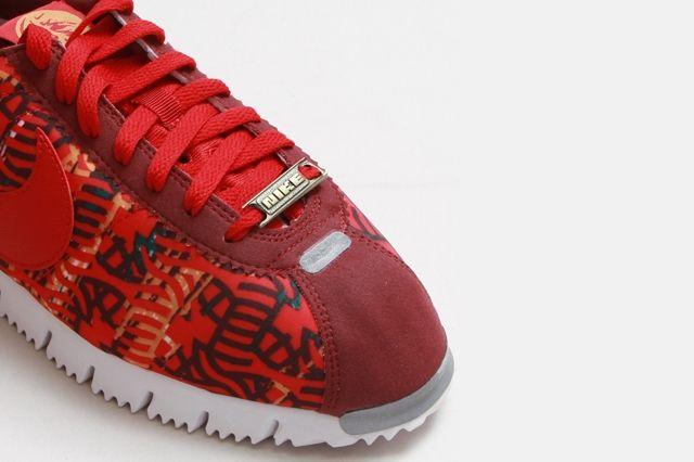 Nike Cortez Nm Premium Qs Yoth Red 1
