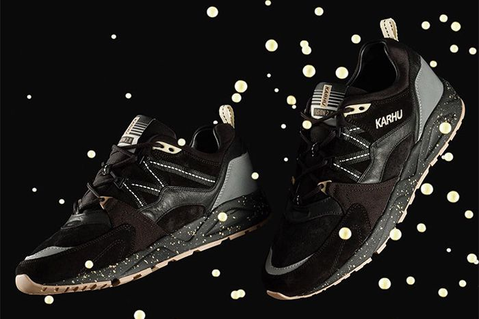 Barneys New York Karhu Fusion 2 0 Black Brush Release Date Hero
