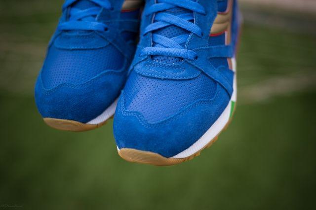 Packer Shoes Diadora N9000 Azzurri 65