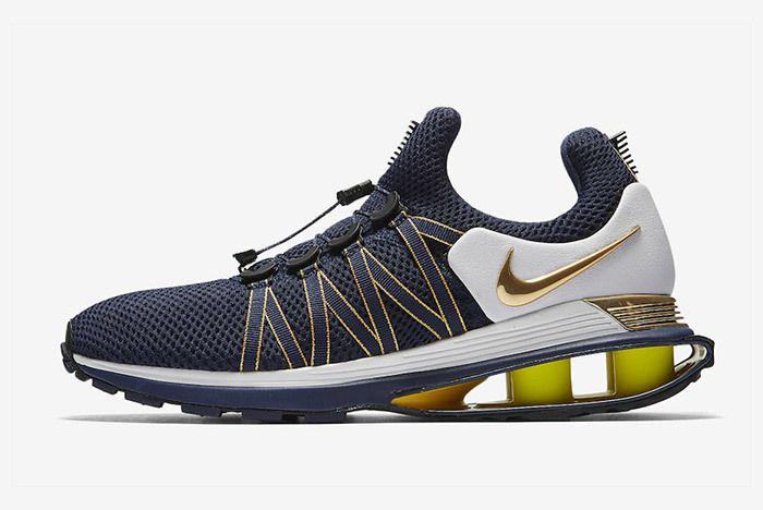 Nike Shox Gravity Midnight Navy 7