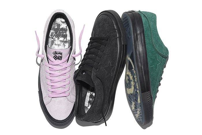 Stüssy X Converse One Star Icons Pack