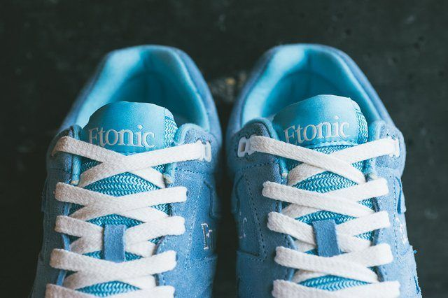 Etonic Trans Am Suede Runner Delivery Two 4