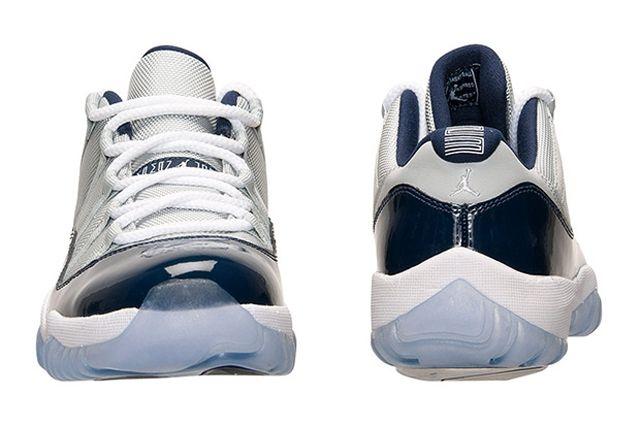 Air Jordan 11 Low Georgetown Hoyas 3