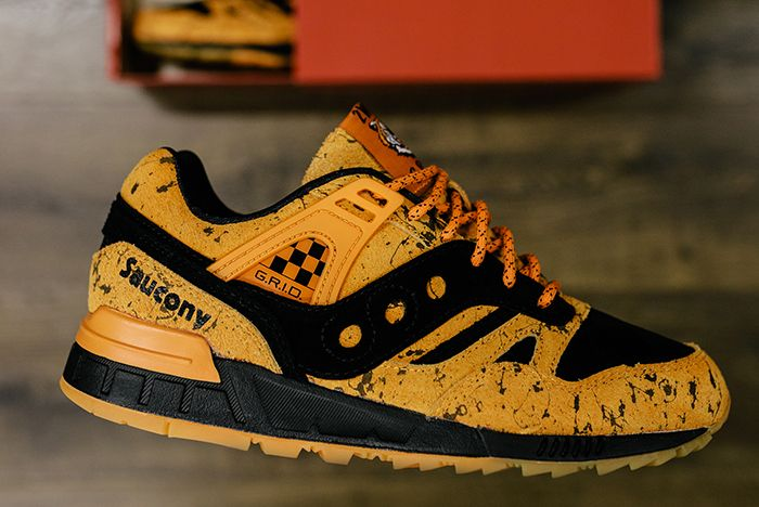 Saucony Grid Sd Tony The Tiger