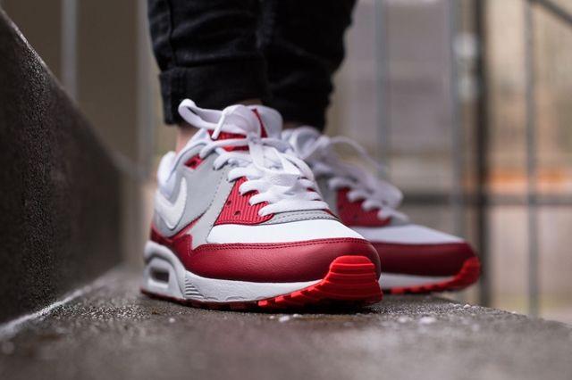 Nike Air Max Light Gs Gym Red 1