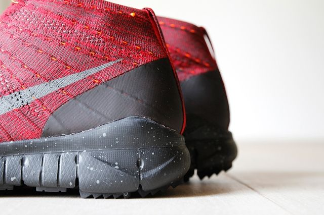 Nike Flyknit Trainer Chukka Fsb University Red 6