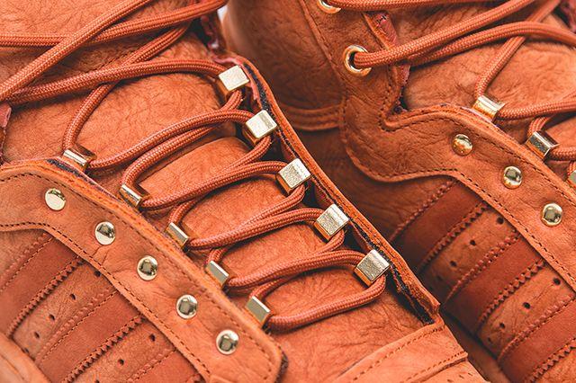 Adidas Top Ten Red Fox 5