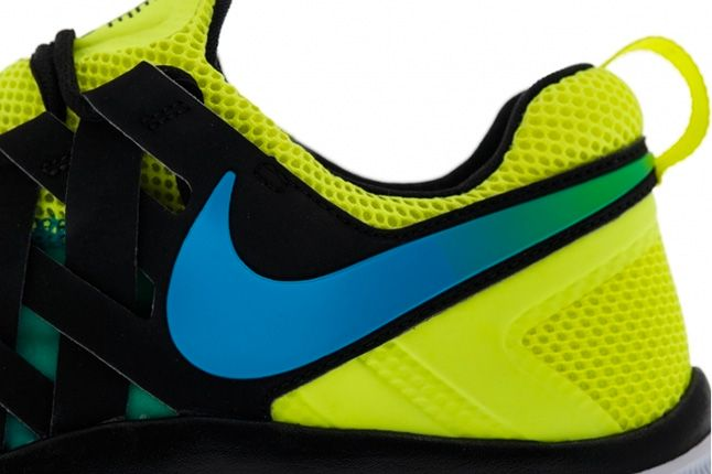 Nike Free Trainer 5 Volt Current Blue 1 1