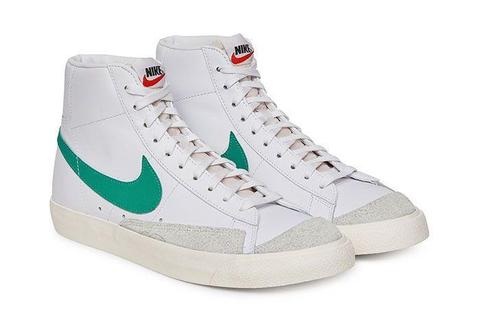 Nike Blazer Mid 77 Vintage Green