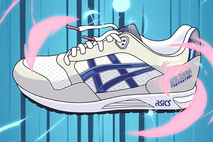 Asics X Footpatrol