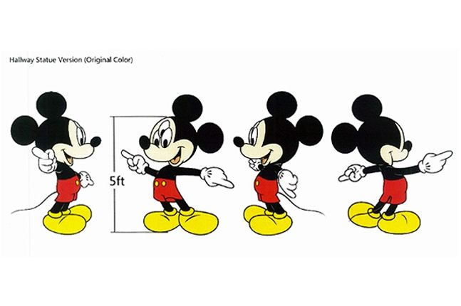 Clot Mickey Mouse 3 Eye 7 1