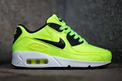 Nike Air Max 90 Fb Kids Volt Black Thumb