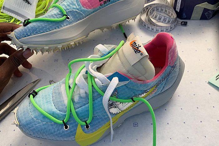 Virgil Abloh Off White Nike Women Running 2019 Shoe 1