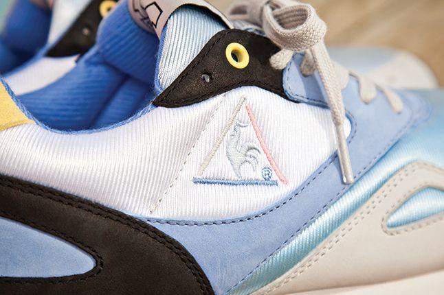 Summer Bay Sneaker Freaker Le Coq Sportif Logo 1