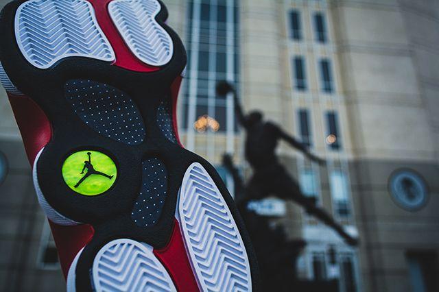 Air Jordan 13 Grey Toe 3