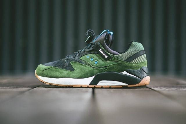 Saucony Grid 9000 2014 Spring Delivery 4