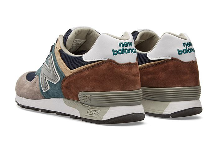New Balance Made In England Surplus Pack Grey Teal 576 2
