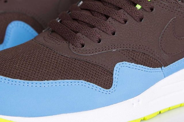 Nike Air Max 1 Baroque Brown Uni Blue 5