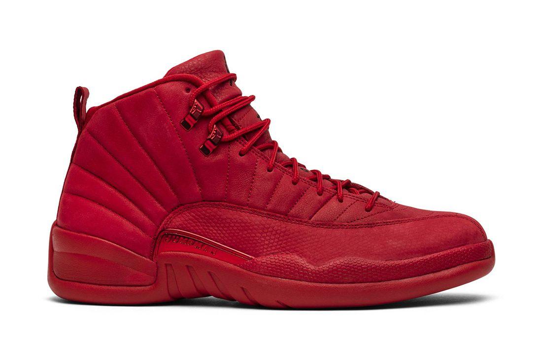 Air Jordan 12 Gym Red 130690 601 Lateral