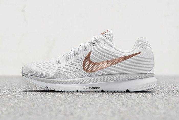 Nike Air Zoom Pegasus 34 Copper Swoosh 2