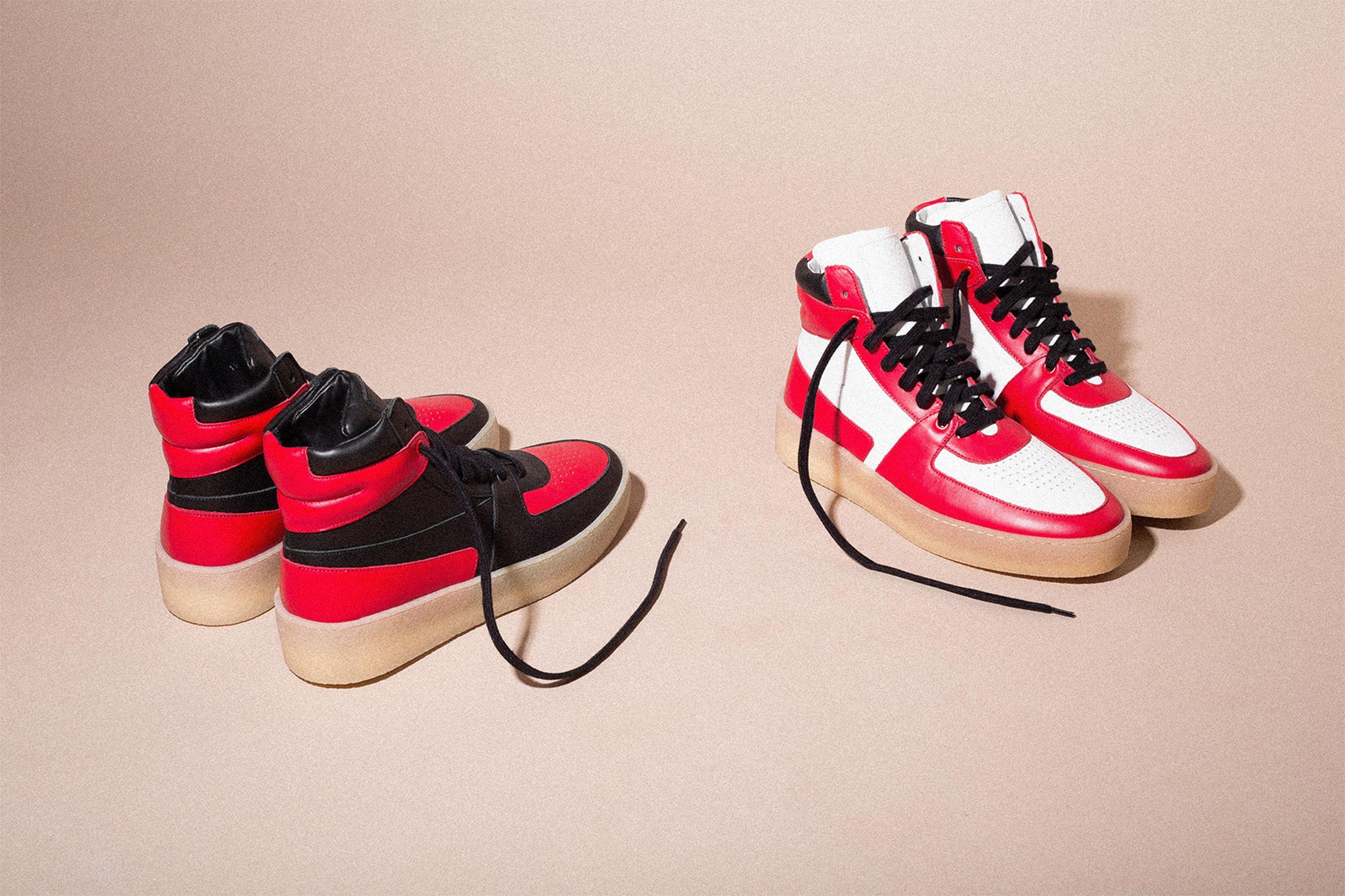 Ndg Studio 1984 Sneaker Gum Sole Pack 2 Sneaker Freaker