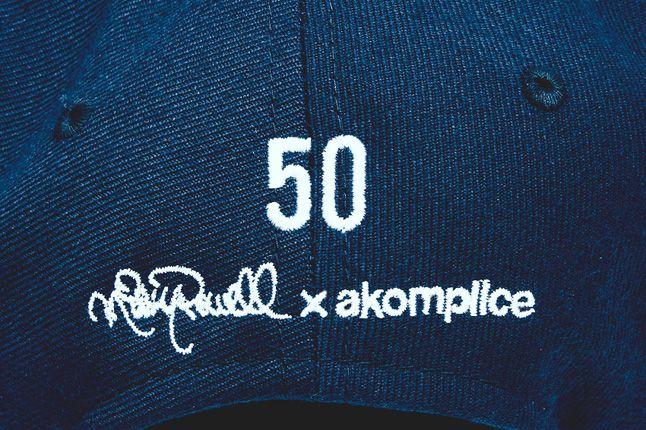 Ricky Powell Akomplice Cap Back 1