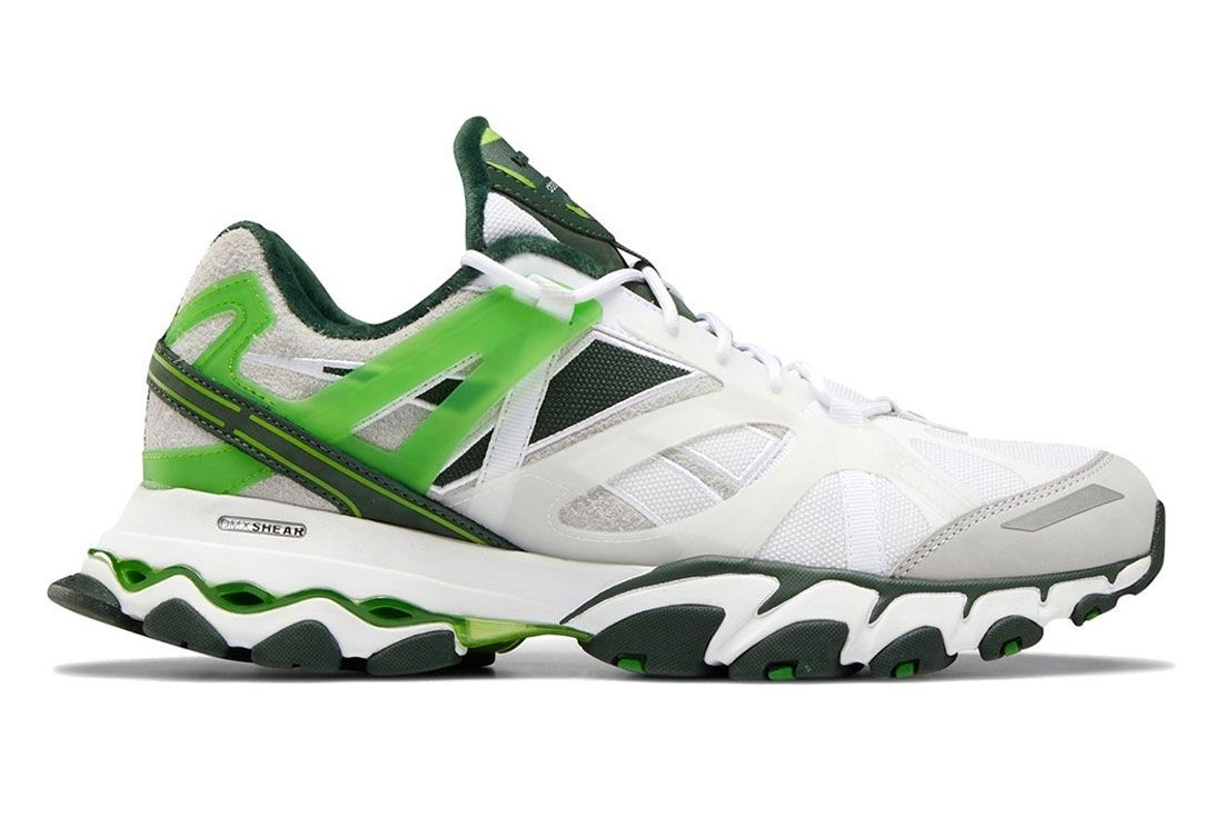 Cottweiler Reebok Dmx Trail Green Right