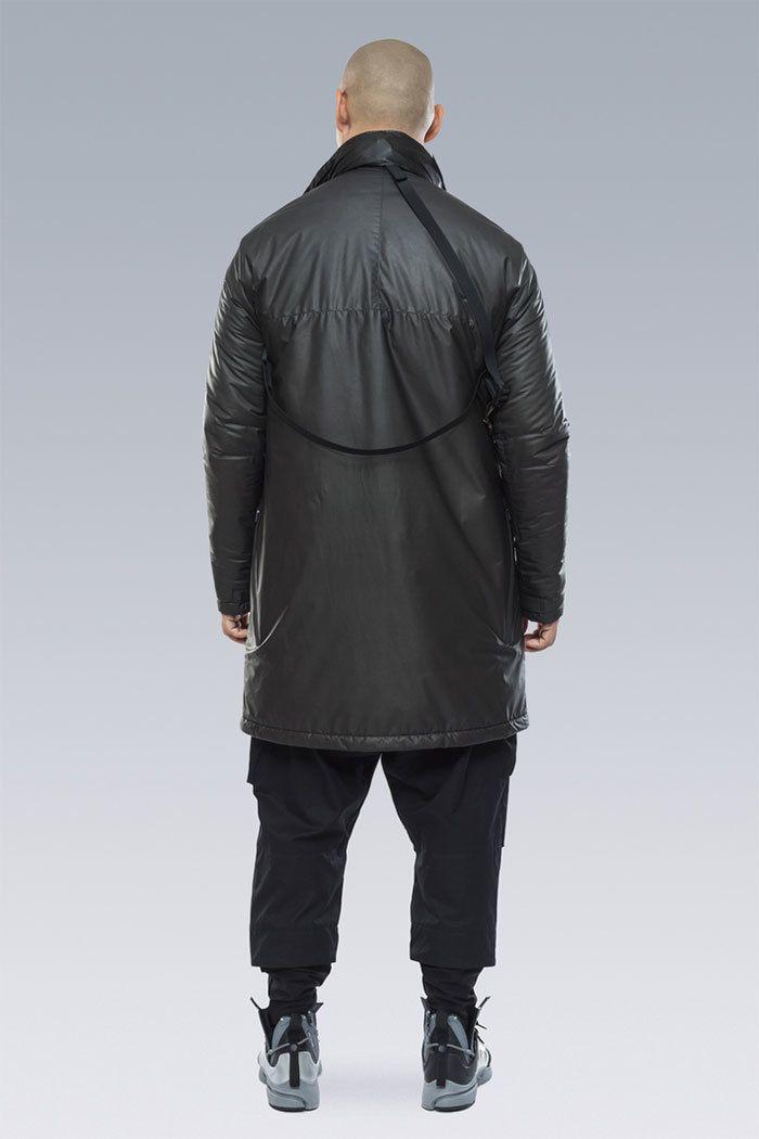 Acronym Nike Air Presto Grey Silver Black 8