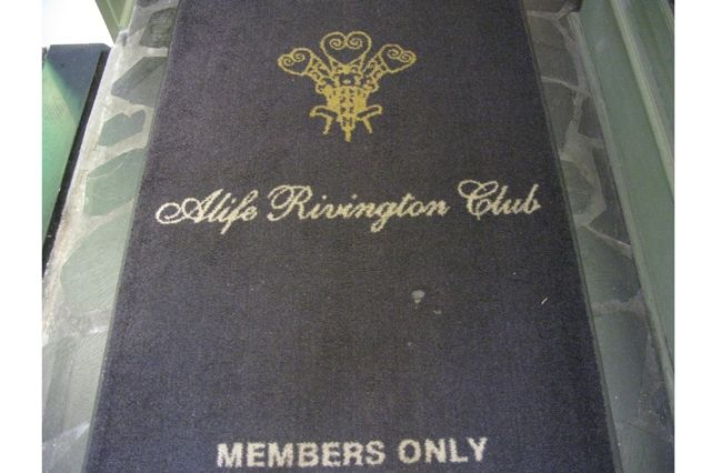 Alife Rivington Club New York City
