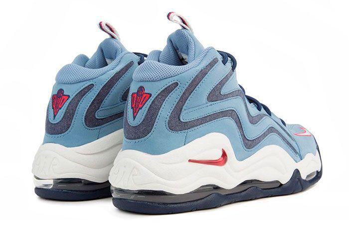 Nike Air Pippen 1 Work Blue Sneaker Freaker 1