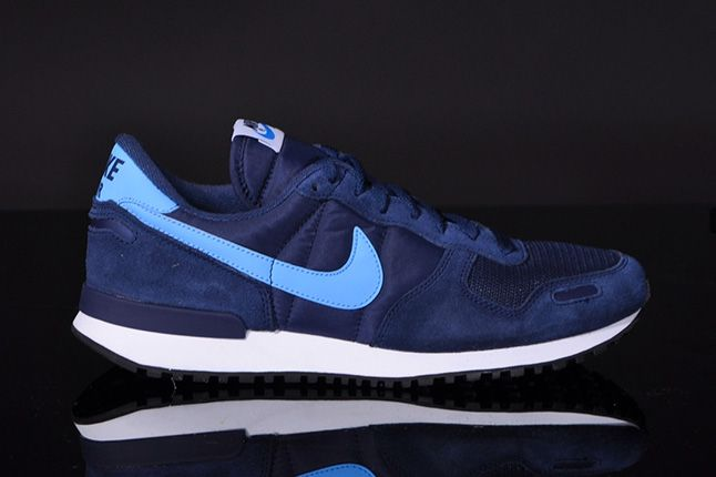 Nike Air Vortex Mid Navy University Blue Side 1